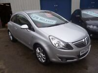 Stunning Vauxhall CORSA SXI inTouch,3 door hatchback,rare car,FSH,runs and drives very nicely,43,000