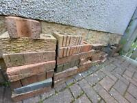 80+ assorted bricks