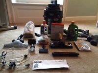 VAX 6151sx Vac & Wash Vacuum/ Hoover Carpet Cleaner RRP £230 + KIT + EXTRAS