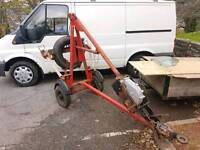 Harvey frost towing dolly