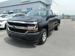2016 Chevrolet SILVERADO 1500 4WD REGULAR CAB LONG BOX TRES RARE
