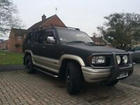 Isuzu bighorn Trooper lotus edition 3.1 td automatic