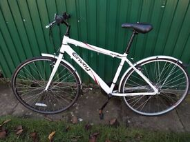 Apollo Envoy Hybrid Bicycle Road Bike (Unisex)