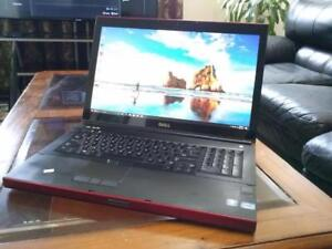 Dell Precision Intel Core i7 Laptop 128 gb SSD Plus 500gb HDD Storage 16 gb Ram 1920 x 1080  C Nvidia 2048 mb Graphics