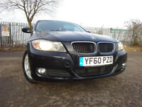 011 BMW 320 ISE 2.O MANUAL,MOT OCT 2018,PART SERVCIE HISTORY,2 OWNERS FROM NEW,STUNNING EXAMPLE
