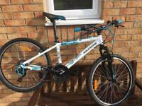 "Junior 24"" Rockrider mountain bike"