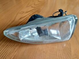 FORD FOCUS MK1 FOG SPOT LIGHTS 1 Pair Front O/S and N/S used good condition