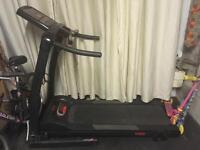 York T101 Electric Treadmill