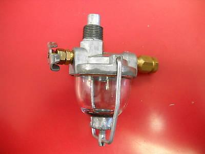 Farmall Ih Tractor Fuel Sediment Bowl Cub A B C Super 100 140 200 340 404 504