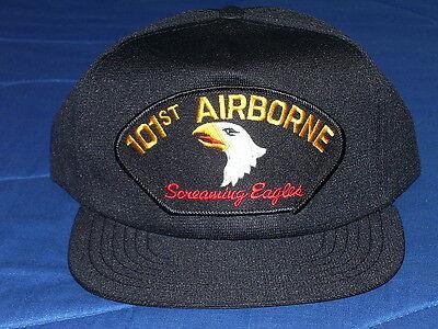 "101ST AIRBORNE -"" SCREAMING EAGLES"" - ADJUSTABLE"