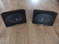 6x9 boxed speakers