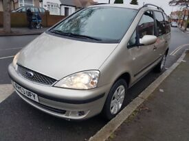 Ford galaxy 1.9tdi 7seats 6speed sharan