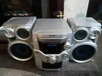 Panasonic CD Stereo system SA-AK410