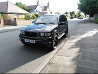 2003 BMW X5 D Sport Auto Black