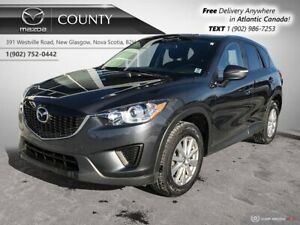 2015 Mazda CX-5 GX AWD! ONLY 68K! ONE OWNER! DEALER MAINTAINED!