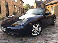 Porsche Boxster 2.5 986 Convertible 2dr **FULL S/H*6 MONTHS WARRANTY* 1998 (R reg), Convertible