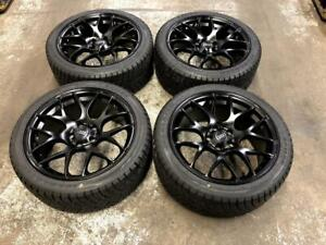 18 VMR Wheels 5x112 and Winter Tires 245/40R18 (AUDI CARS) Calgary Alberta Preview