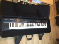 Roland RD300NX Keyboard, Stand and Flight case OFFERS ACCEPTED