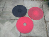 Floor Maintenance Pads (Dry Or Spray Buffing)