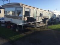 3 Bedroom Caravan For Hire Rent Rental Towyn North Wales - SEPTEMBER / OCTOBER DATES ONLY AVAILABLE