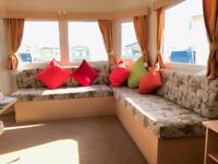 Excellent Value 2 Bed Caravan At sandylands On The West Coast Of Scotland With Fees inc Till 2019
