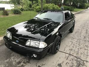 1987 Ford Mustang Cobra 2-DR