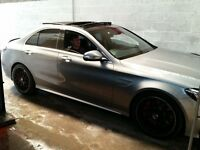 indoor prestige vehicle valeting/detailing business 4Sale everything included all work £15000 ono