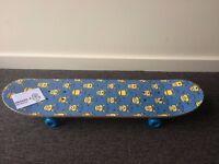 Brand New Minions Skateboard