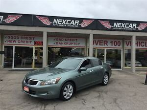 2008 Honda Accord EX-L A/C LEATHER H/SEATS 189K