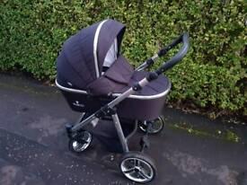 Vennici 3 in 1 travel system pram buggy car seat