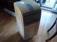 High Power Air Conditioner/Dehumidifier