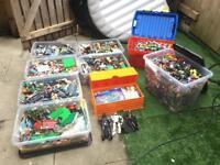 HUGE 67kg Lego Joblot incl Star Wars Sets