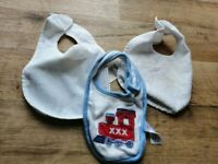 Boys tiny bay, newborn and first size baby clothes bundle