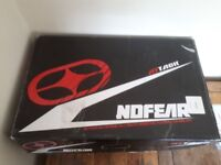 No Fear Attack boots BNWT boxed never worn