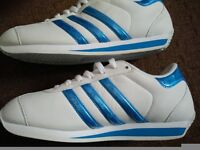 Adidas country drc size 9 new without tags
