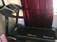 Elevation fitness ef1 treadmill