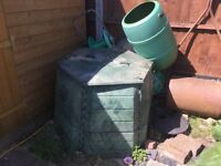 Very large compost bim 1000l+