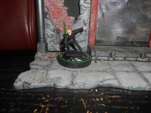CUSTOM Heroclix LUKE SKYWALKER Star Wars Figure Miniature Republic JEDI KNIGHT