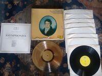 2720 007 Beethoven The Nine Symphonies / Karajan Complete 8-LP