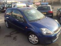 Ford Fiesta 1.25 Style Climate(57 reg) 1.2 CHEAP ON INSURANCE 2*KEYS 11/2017 MOT,3 MONTHS WARRANTY
