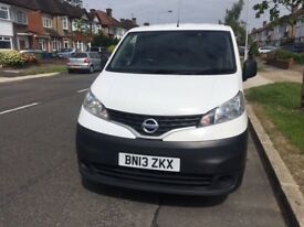 Nissan NV200 Diesel | Double Sliding Doors | LONG MOT | RUNS AND DRIVES PERFECT