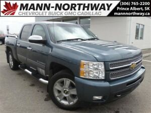 2012 Chevrolet Silverado 1500 LTZ | Leather, Bose, Remote Start,