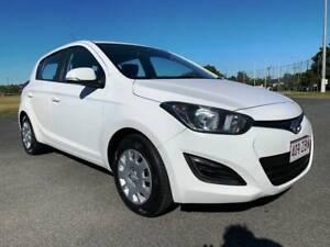 2014 Hyundai i20 5Dr ACTIVE Manual Hatchback  12 MONTHS WARRANTY Underwood Logan Area Preview