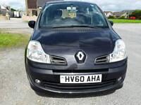 60 plate Renault grand modus dynamique 1.5 dci £30 a yr road tax 70k