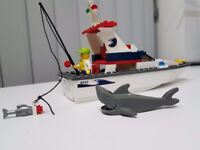 Lego City 4642 Fishing Boat - Complete