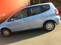 Honda Jazz 1.4 petrol Se Automatic Long mot Cheap and Bargain price