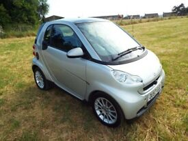 SMART FORTWO PETROL TURBO 2007/8 MOTORHOME TOW CAR, YES THE RARE PETROL TURBO!