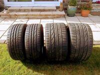 Porsche / Audi tyres