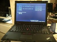 Lenovo Thinkpad X301 Laptop Core 2 Duo 1.60GHz 4Gb SWAP