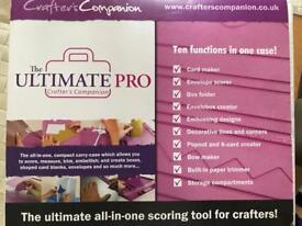 The ultimate pro crafters companion